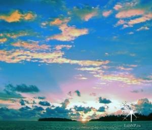 Атолл Адду Мальдивы